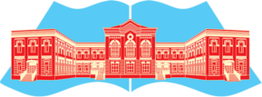Логотип State University of Humanities and Technology